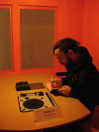 Psychic DJ Nook 1