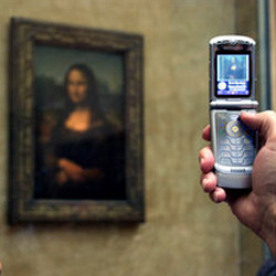 David Horwitz Mona Lisa