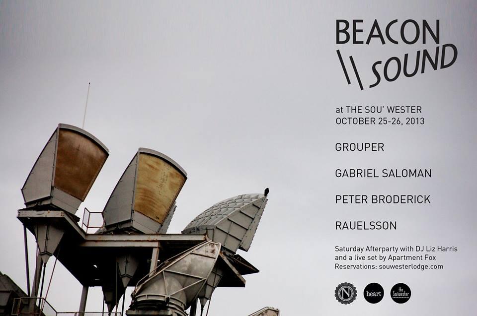 BeaconSoundWeekender Flier